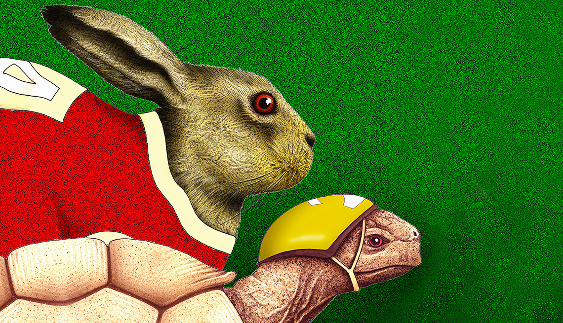 hare racing a turtle, 2016 Best/Worst Funds
