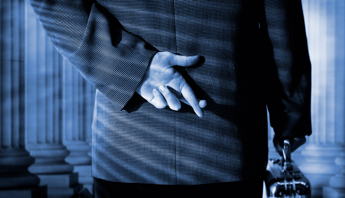 financial adviser responsibility