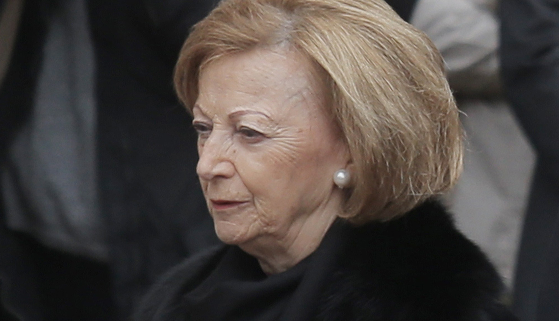 Maria Fissolo world's richest billionaire