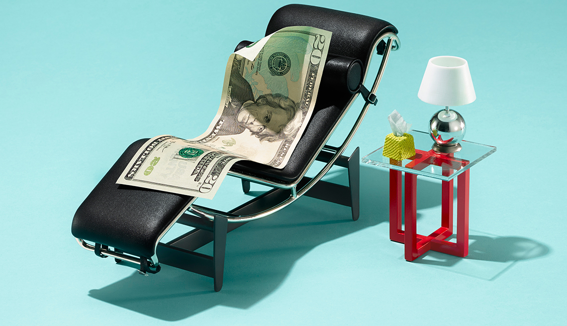 $20 bill on a couch, Behavioral Economics