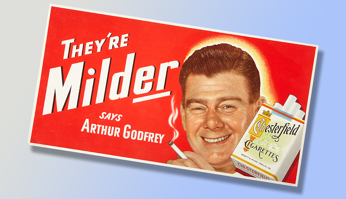 item 5 of Gallery image - Cardboard advertising signs    Treasure or Junk? How to know which collectibles to keep