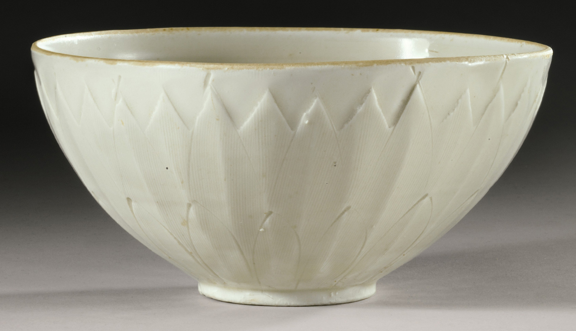 item 4 of Gallery image - Chinese bowl - Five Collectibles that brought big money