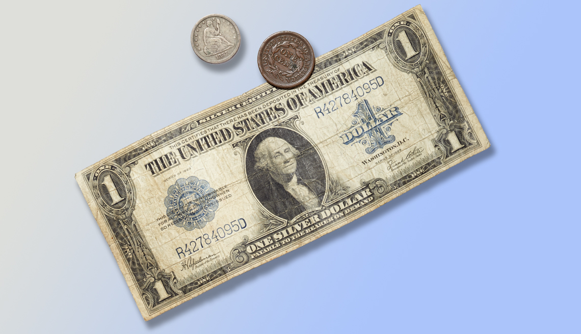 item 1 of Gallery image - Coins and currency Treasure or Junk? How to know which collectibles to keep