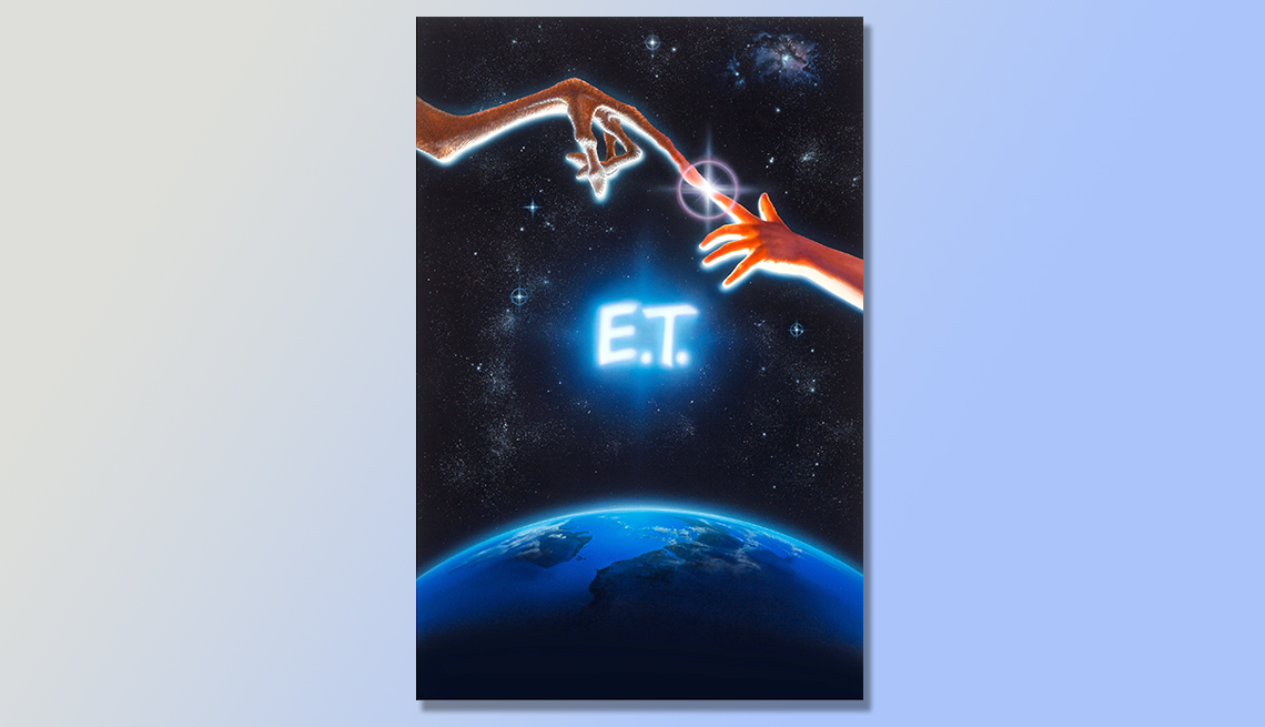 item 1 of Gallery image - ET poster -  Five Collectibles that brought big money