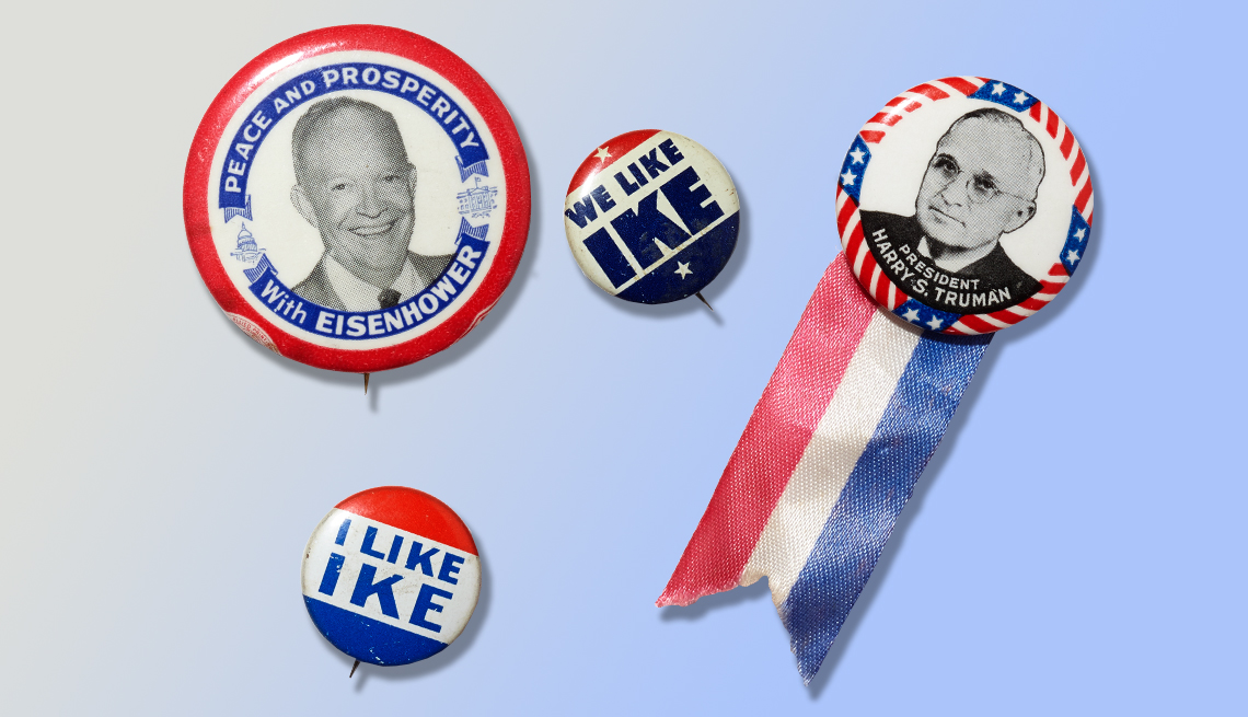 item 11 of Gallery image - Political memorabilia   Treasure or Junk? How to know which collectibles to keep