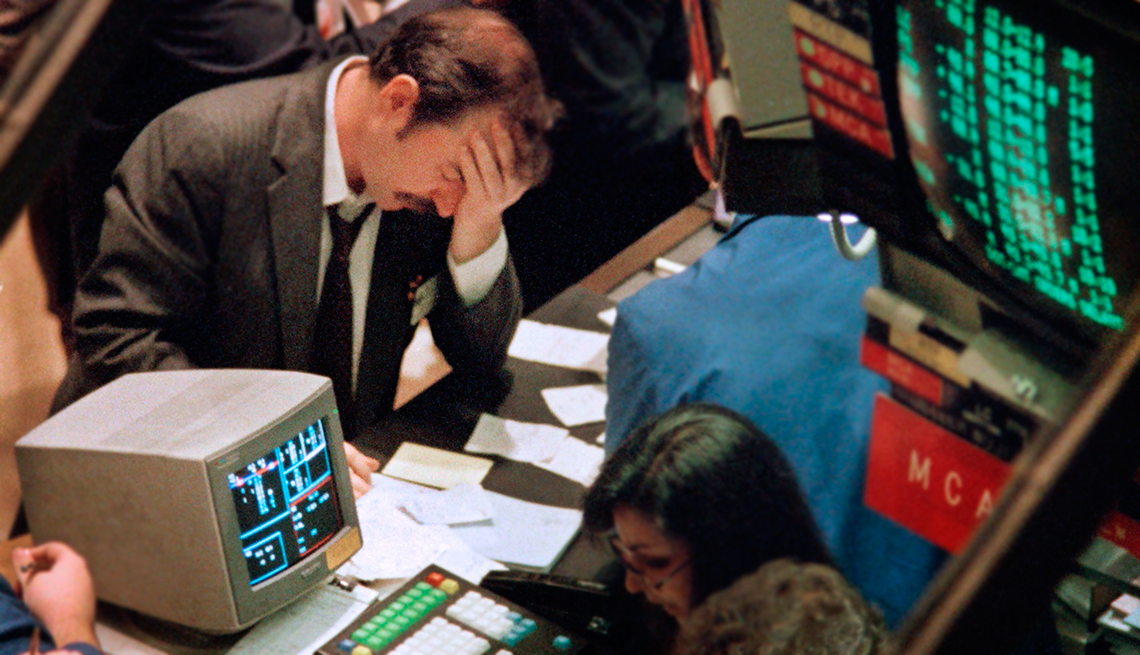 Black Monday Happened 30 Years Ago Oct. 19. Could it Happen Again?