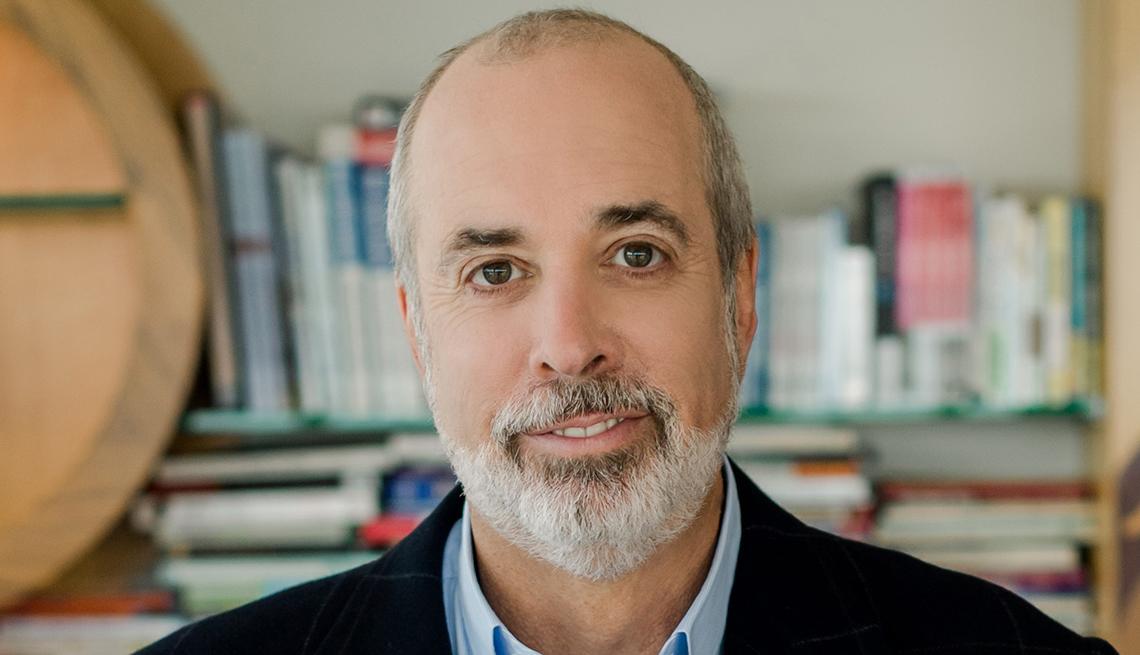 close up portrait of financial advisor ric edelman