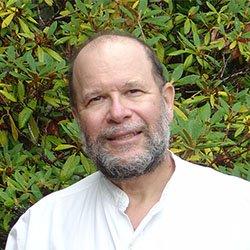 close up photo of finance author william j. bernstein