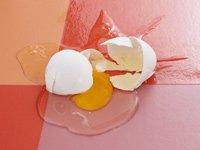 Formas de ahorrar en sus gastos de comida - Un huevo abierto