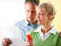 Couple Concerned About Medicine Costs
