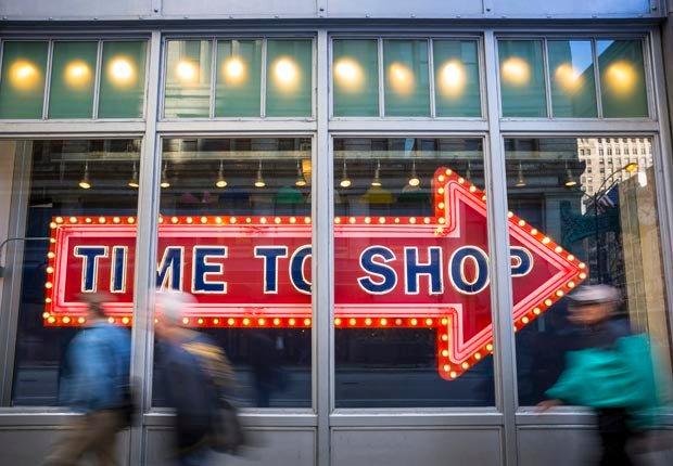 Muestra de tiendas minoristas - 8 maneras de enganchar una ganga este verano