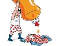 Ahorre dinero con soluciones de limpieza prácticas.