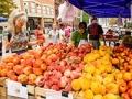 El mercado de los agricultores puede ahorrarle dinero y le dará acceso a una gran fuente de alimentos locales.