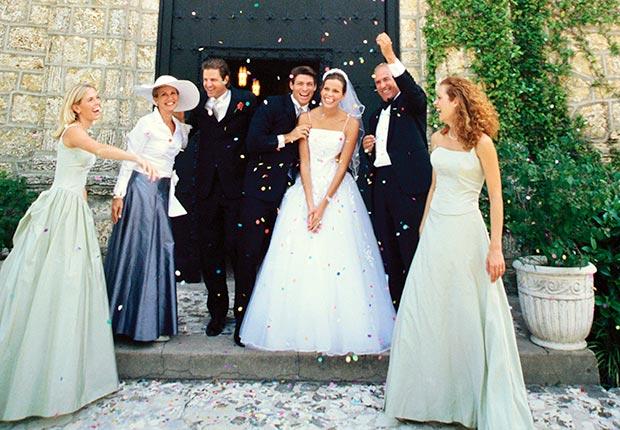 Having an extravagant wedding. 10 spending regrets.