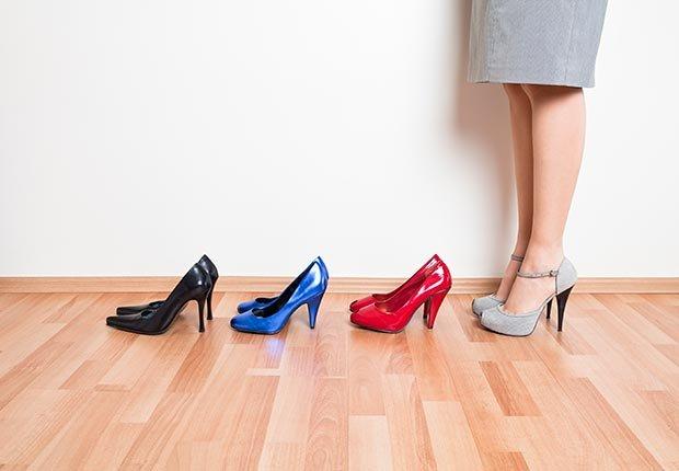 La compra de moda en lugar de moda clásica. 10 gastos que lamentar