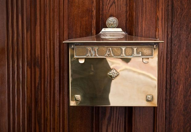 Upgrade your mailbox.  $100 or less DIY home fixes. (Andrew Rubtsov/Alamy)