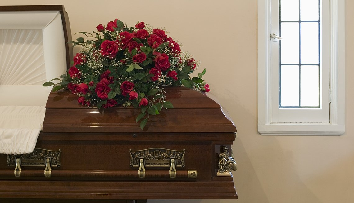 Flowers On Open Casket, Common Spending Regrets