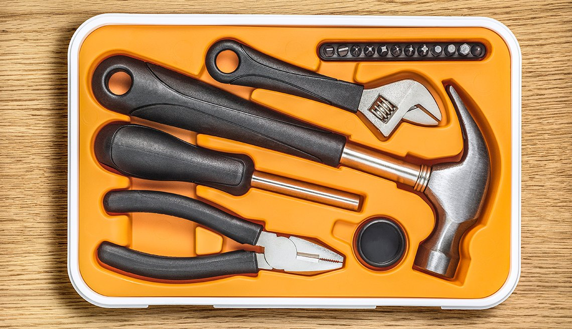 gift set of tools