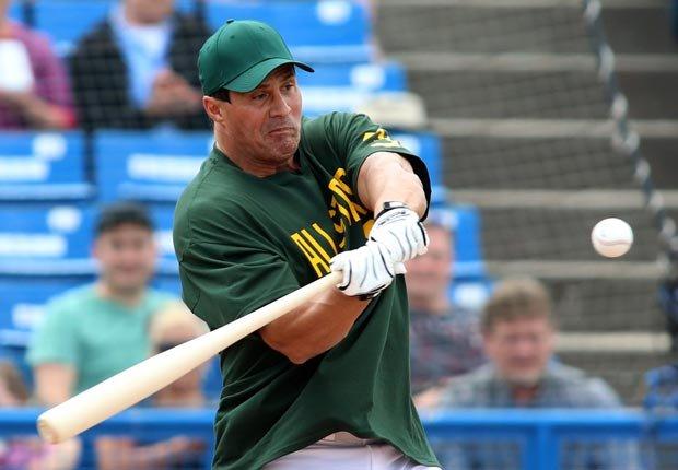 José Canseco, exestrella del béisbol
