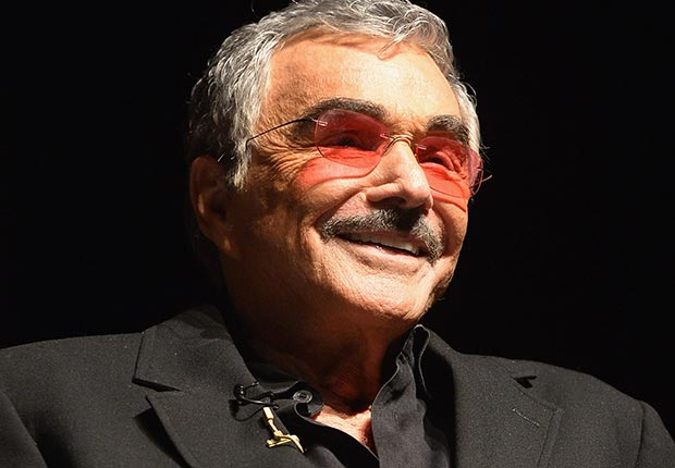 Actor Burt Reynolds financial difficulties
