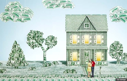 Refinance your home (Dan Saelinger)