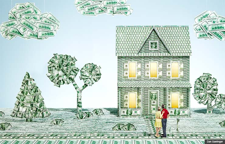 Refinance your home (Dan Saelinger)