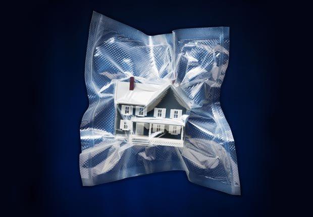 Tener mal crédito puede afectar su seguro de propietarios de viviendas.