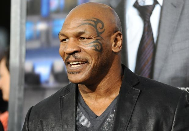 Mike Tyson - Famosos que se fueron a la quiebra