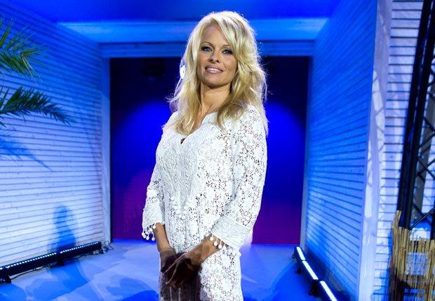 Pamela Anderson - Famosos que se fueron a la quiebra