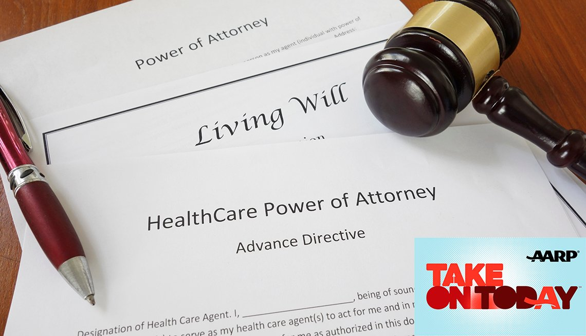 Power of Attorney and a living will