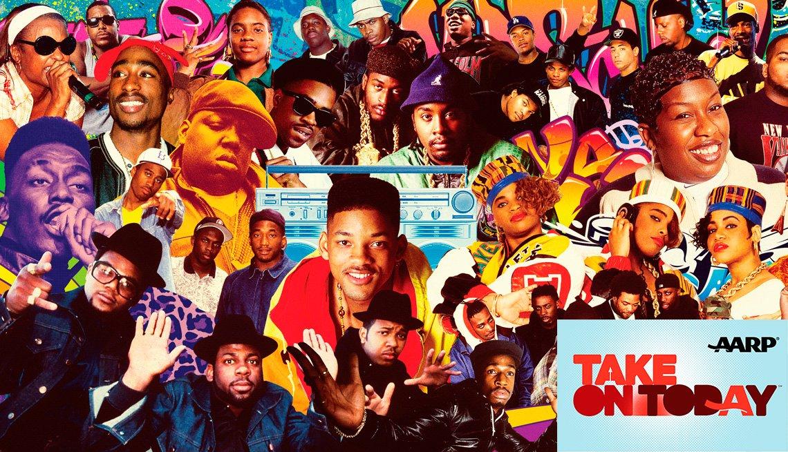 Famous hip hop performers