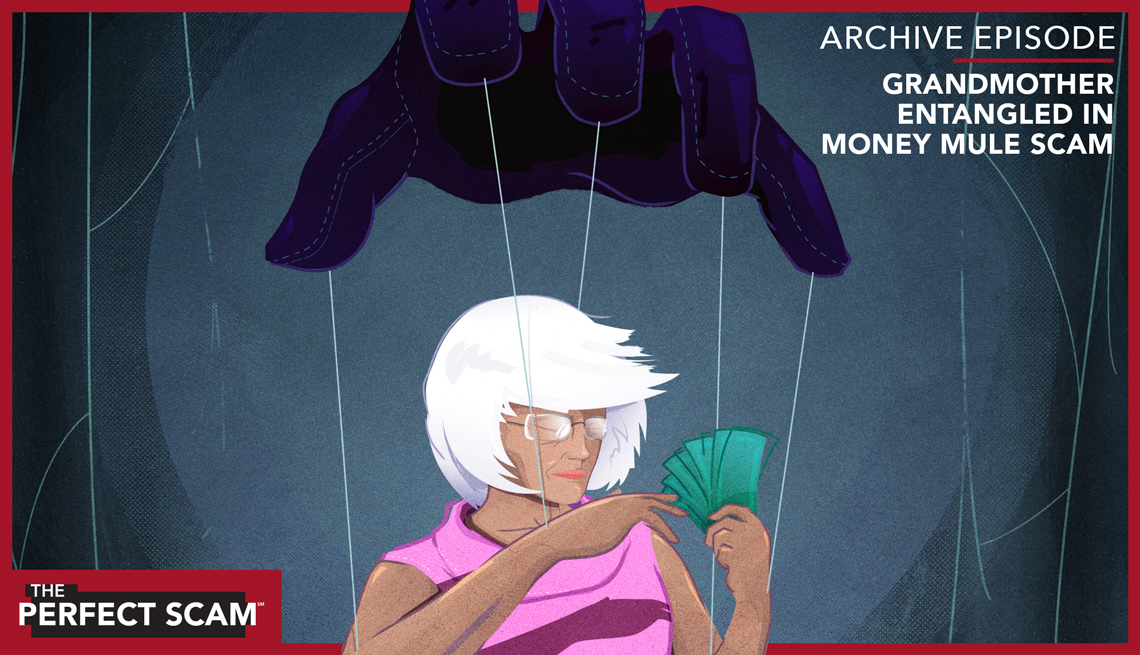 Grandmother entangled in money mule scam - Archive Episode