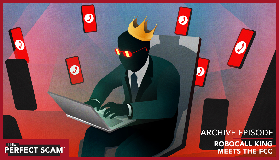 Archive Episode Robocall King Meets the FCC - website image