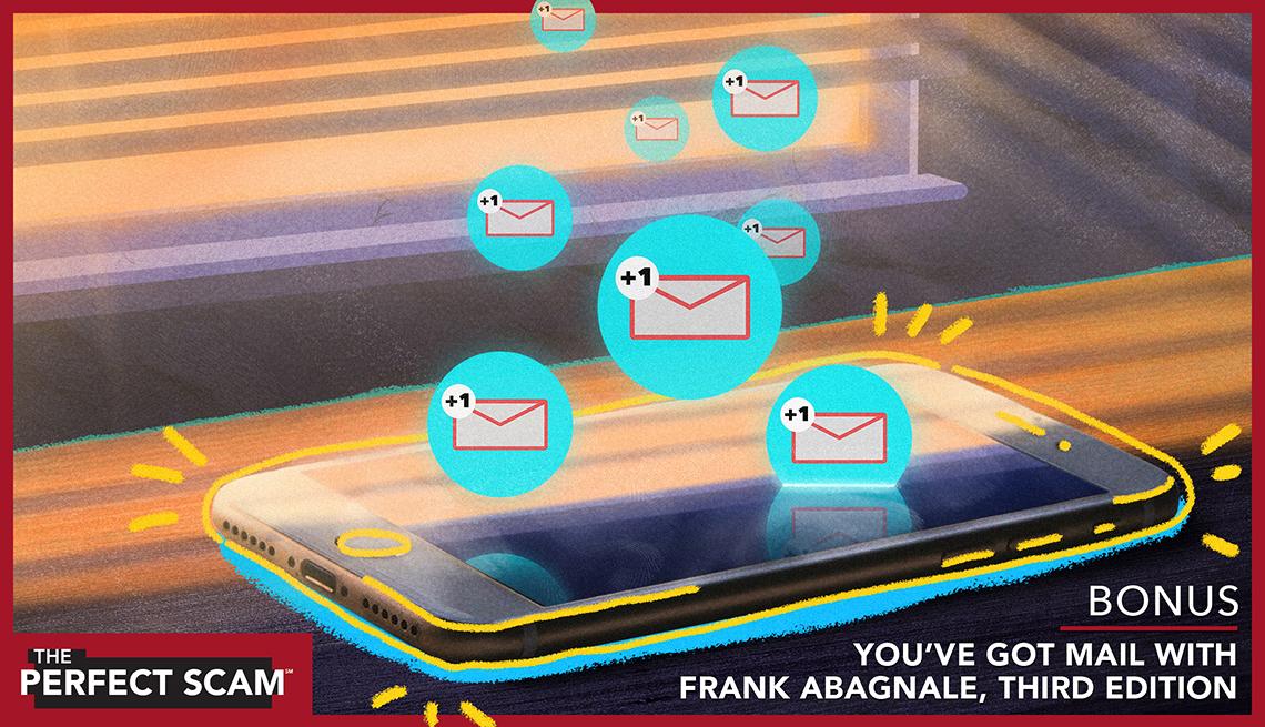 Bonus episode - You've Got Mail With Frank Abagnale