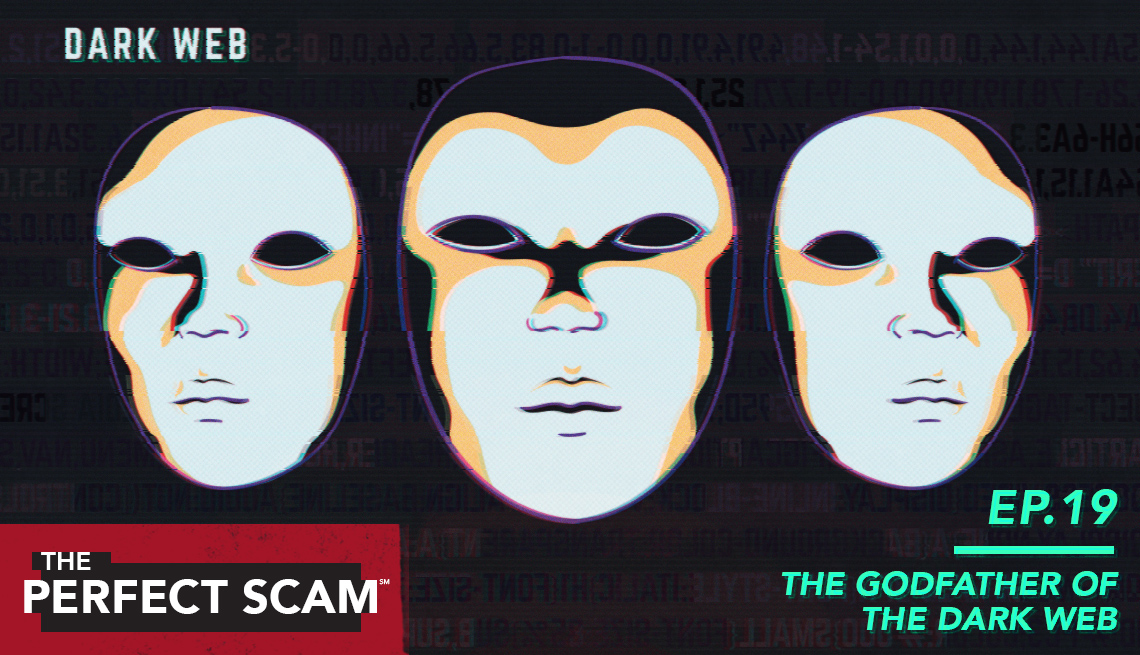 Podcast: Godfather of the Dark Web