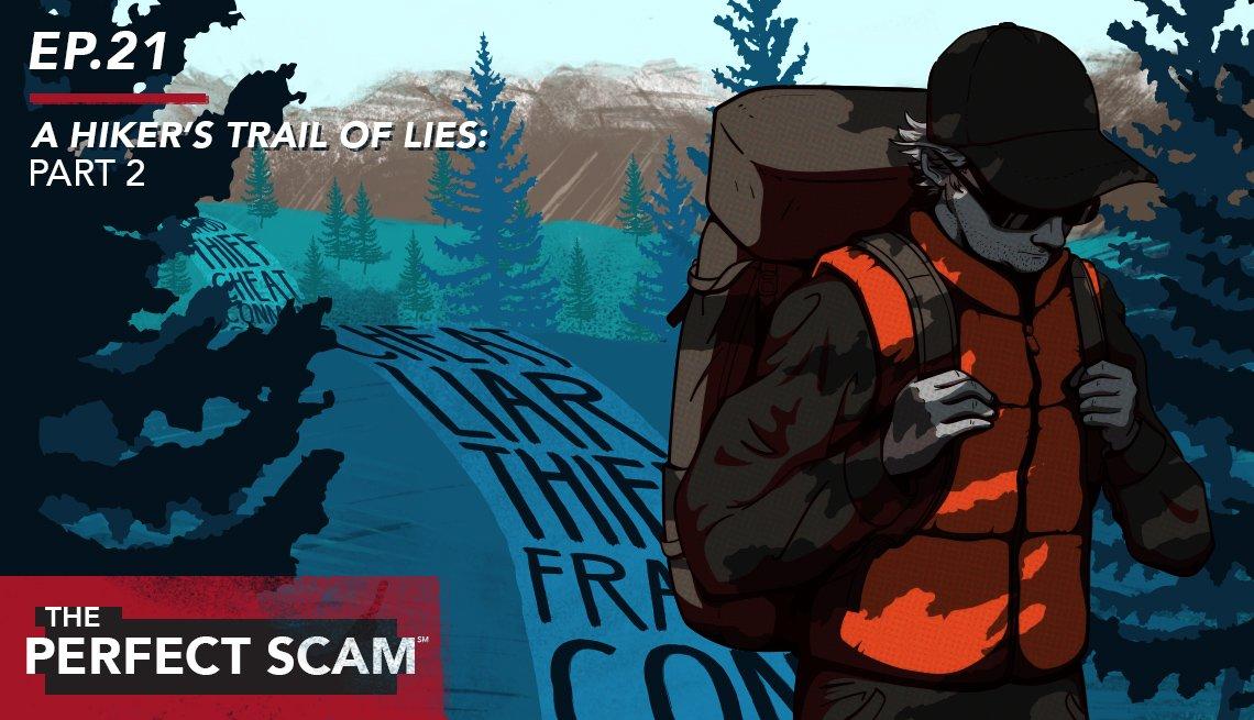 Perfect Scam illustration