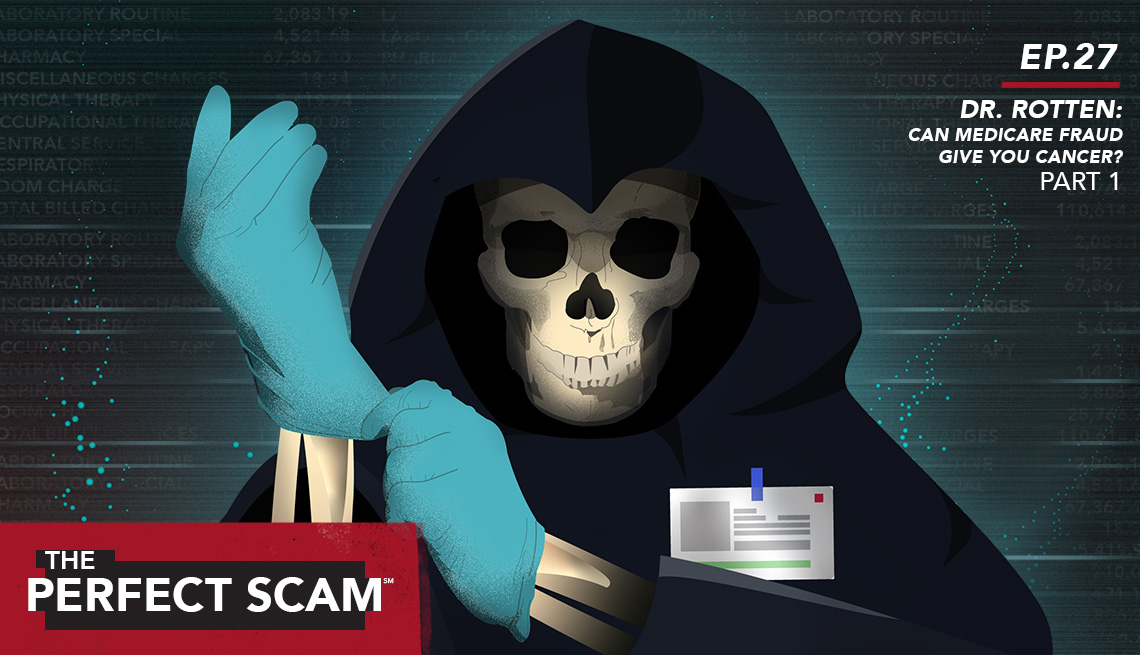 Episode 27 Dr. Rotten: Can medicare fraud give you cancer? Part 1