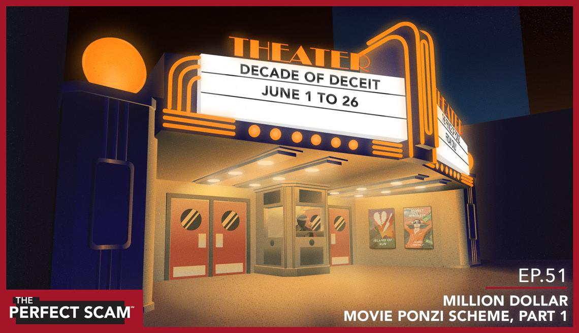 Episode 51 - Million Dollar Movie Ponzi Scheme Part 1