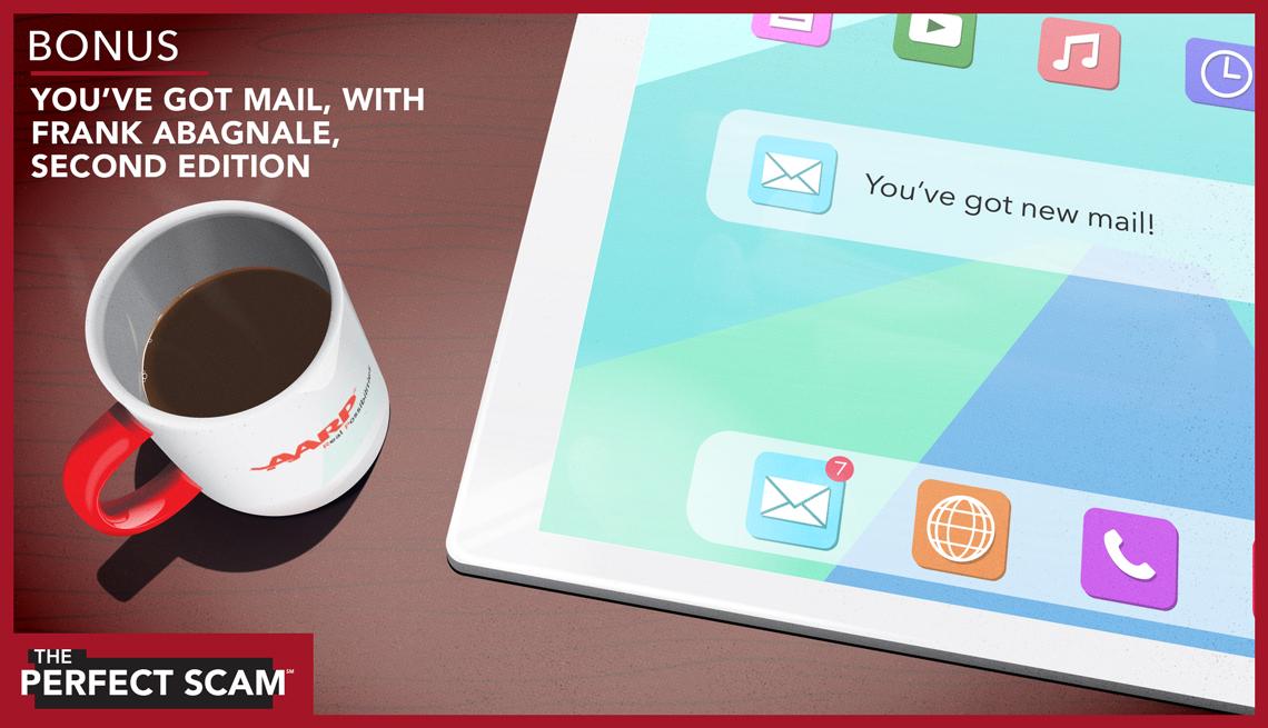 Bonus Episode- You've Got Mail, With Frank Abagnale, Second Edition