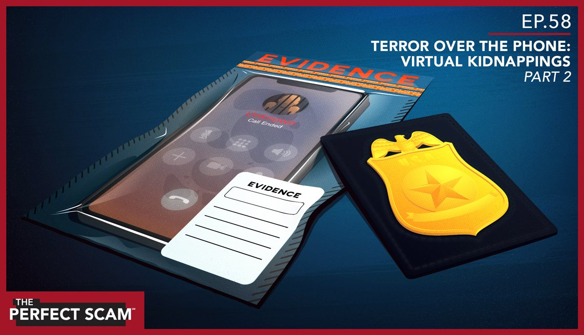 Terror over the phone - Virtual Kidnappings part 2