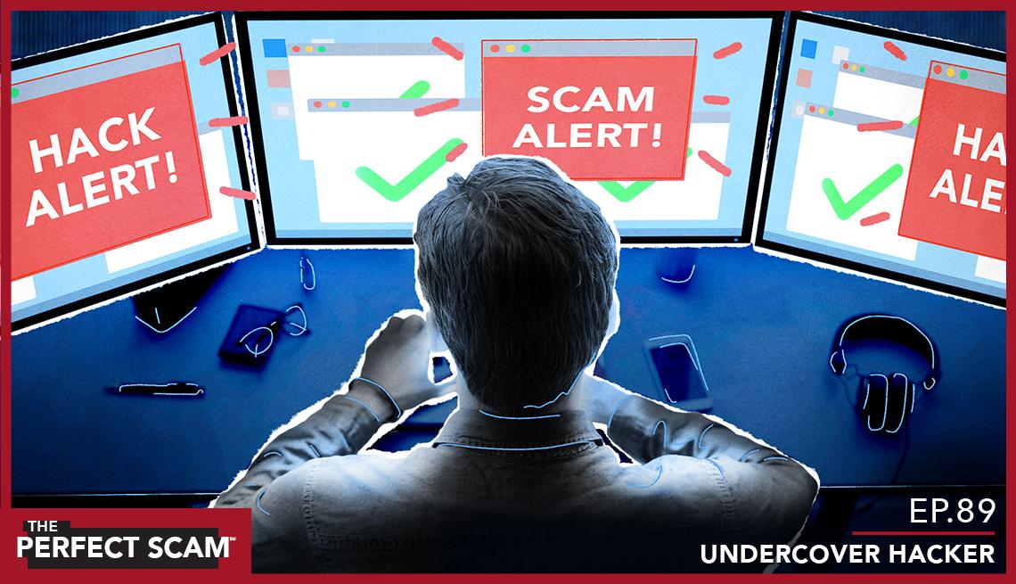 Episode 89 Undercover Hacker