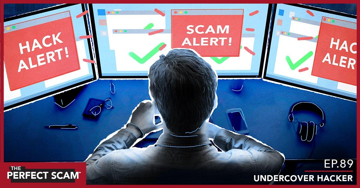 Episode 89 - Undercover Hacker