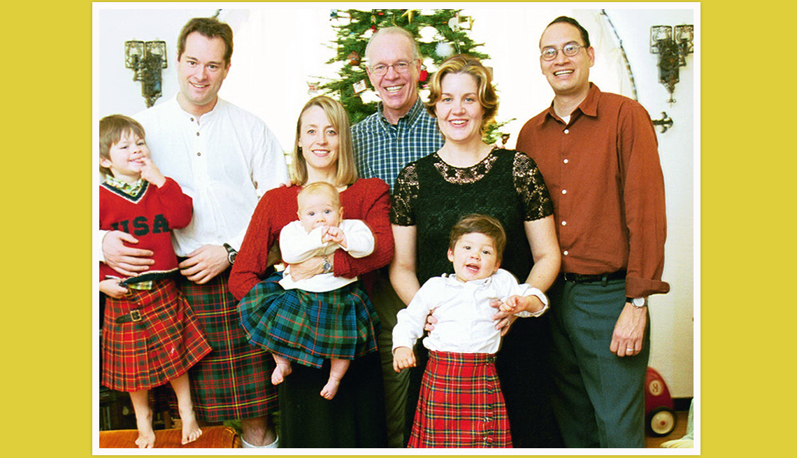 item 2 of Gallery image - dale walker and his family