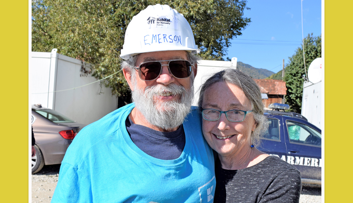 item 3 of Gallery image - janet grover and her husband