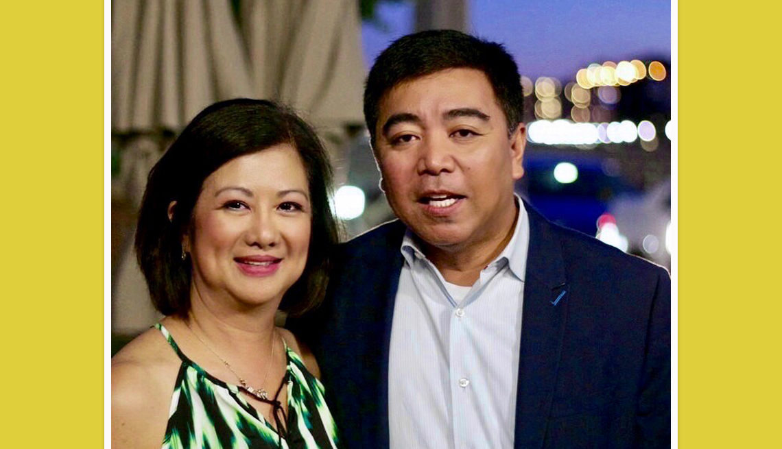 item 5 of Gallery image - maria and juancho montecillo