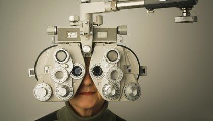 ¿Debe usted comprar seguro de la visión?