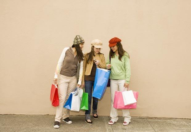 Avoid lending your credit card to children or grandchildren
