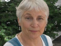 Author Barbara Garson