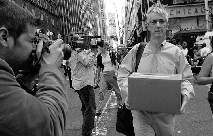 Crash, Lehman Brothers, Lessons Recession