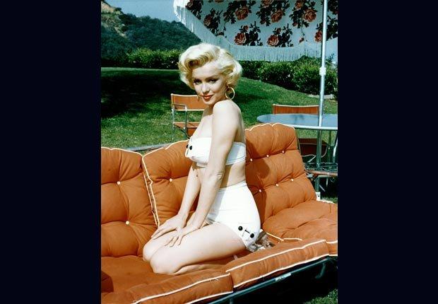 Foto de Marilyn Monroe - Objetos coleccionables que le pueden generar dinero.